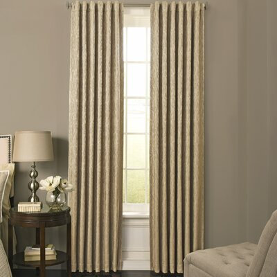 Barrou Blackout Single Curtain Panel