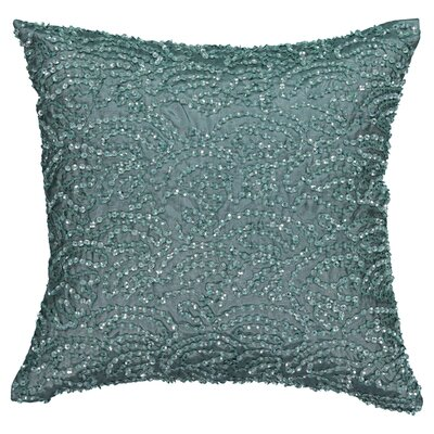 Avignon Sequin Polyester Throw Pillow
