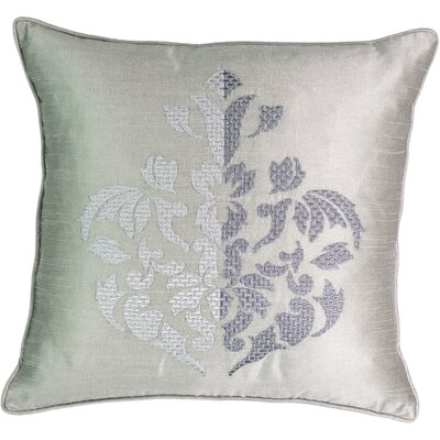 Chacenay Embroidered Polyester Throw Pillow