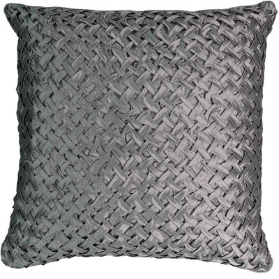 Chacenay Faux Silk Throw Pillow