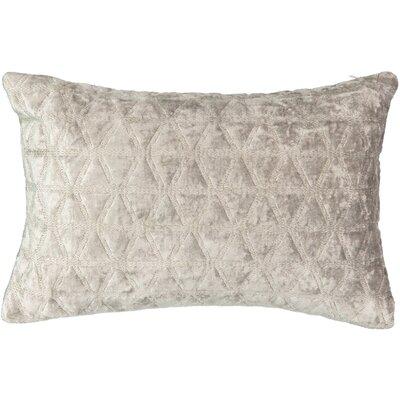 Social Call Velvet Lumbar Pillow