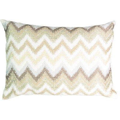 Social Call 100% Cotton Lumbar Pillow