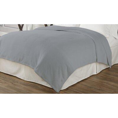 Bordeaux Warming Technology Blanket Size: King, Color: Pale Blue