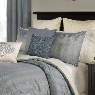 Avignon 4 Piece Comforter Set Size: King