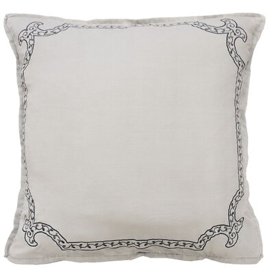 Normandy Embroidered Euro Sham
