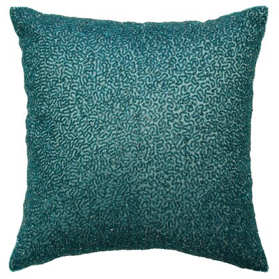 Alexina Beaded Throw Pillow