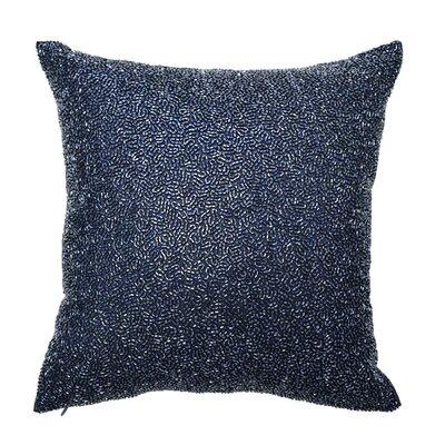Normandy Beaded Throw Pillow