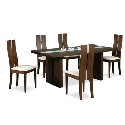 Luxury Modern Glass Dining Table Unique Design DINING