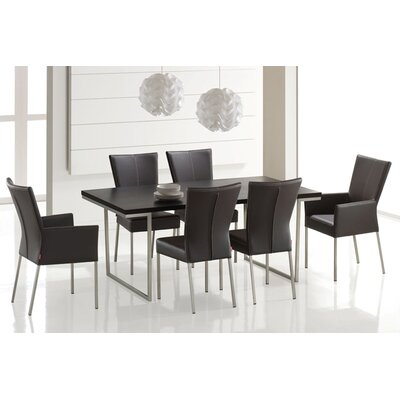 Cafe-80 7 Piece Dining Set