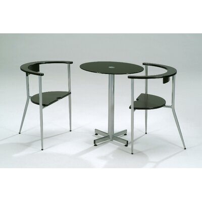 Lease to own Cafe-98 3 Piece Dining Set...