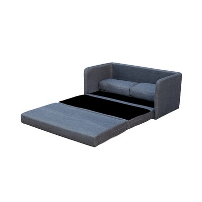 Phillip Sleeper Sofa Upholstery: Dark Gray