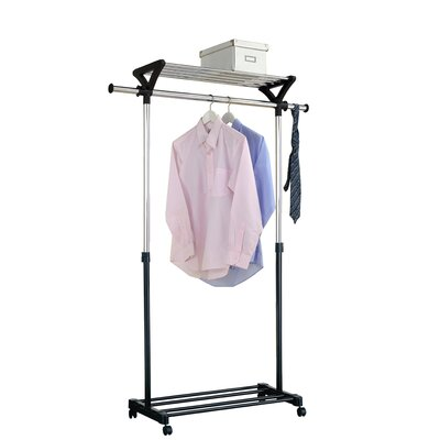 "New Spec 34.64""W Garment Rack 227004"