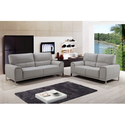 Betta Sofa and Loveseat Set