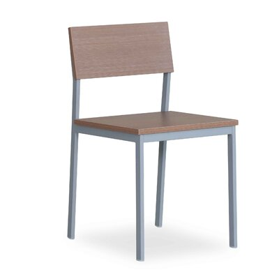 Sand Side Chair Finish: Cherry / Silver