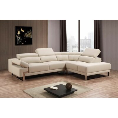 Toya Sectional Orientation: Right Hand Facing