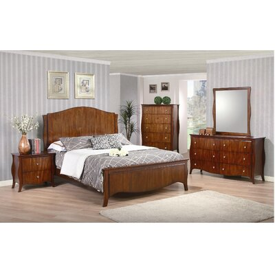 Ontario Panel Customizable Bedroom Set