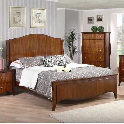 Ontario Panel Bed