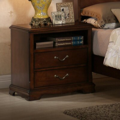 Albany Drawer Nightstand