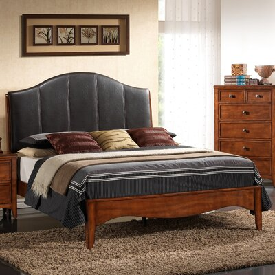 Auckland Queen Upholstered Panel Bed