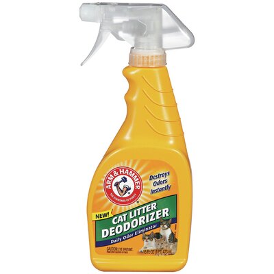Cat Litter Deodorizing Spray (Set of 8)