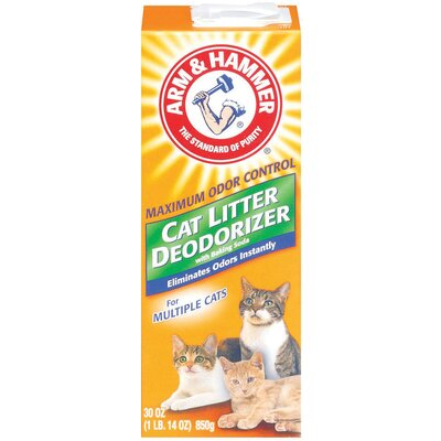 Cat Litter Deodorizing Powder (Set of 9)