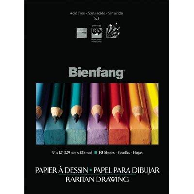 Raritan Drawing Paper Pad (Set of 2) Size: 9