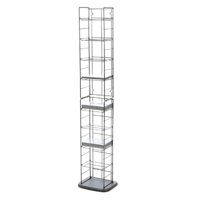 Media Folding Multimedia Wire Rack 78205091