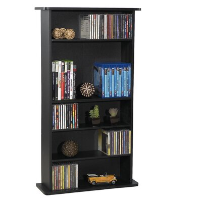 Drawbridge Multimedia Storage Rack