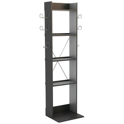 Game Central Tall Multimedia Storage Rack