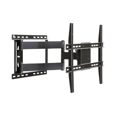 "Large Full Motion Articulating Arm/Swivel/Tilt Wall Mount for 19"" - 80"" Flat Panel Screens in Black 63607068"