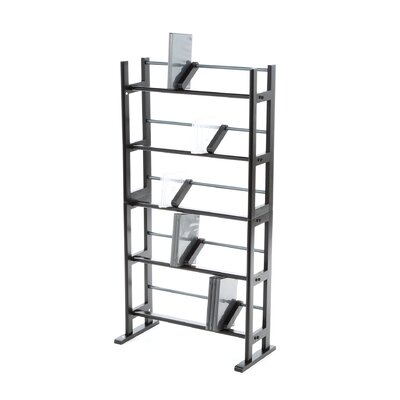 Multimedia Storage Rack I Color: Black