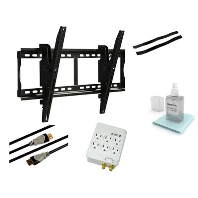 Tilt & Swivel Wall Mount for 37 - 70 Flat Panel Screens
