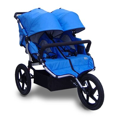All Terrain X3 Double Stroller