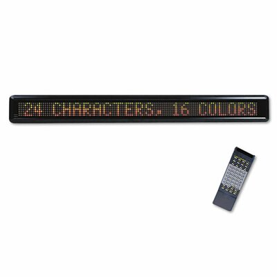 Led Electronic Moving Message Sign