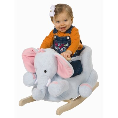 Elephant First Rocker