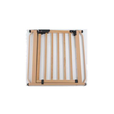 Autolock Pressure Mounted Pet Gate Finish: Beechwood