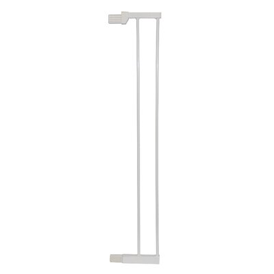 Extra Tall Premium Pressure Pet Gate Extension Finish: White