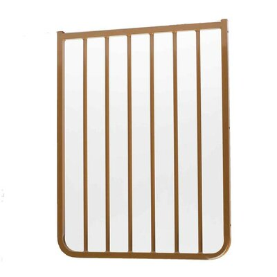 Stairway Special Outdoor Gate Extension Size: Medium (21.75 W)