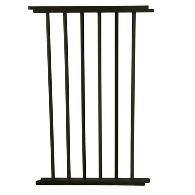 Versa Hardware Mounted Pet Gate Extension Size: Small (20 W)