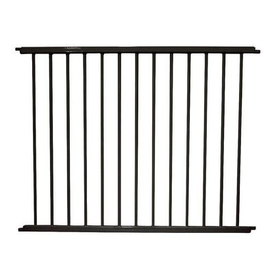 Versa Hardware Mounted Pet Gate Extension Size: Medium (40 W)