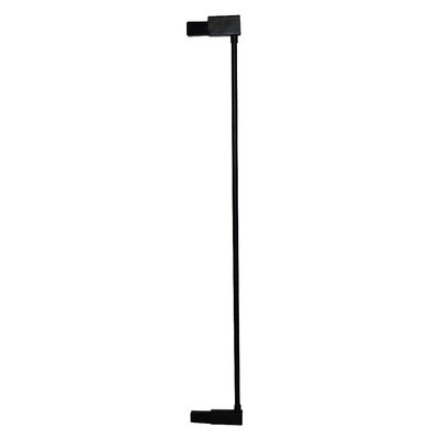 Extra Tall Premium Pressure Pet Gate Extension Finish: Black