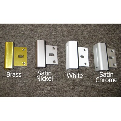 Cardinal Gates Door Guardian in Satin Chrome at Sears.com