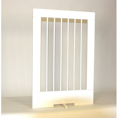 Pet Gate Finish: White