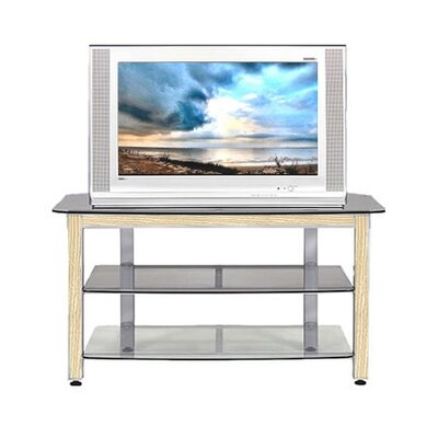 Cheap Wood Technology MG Silver 44″ TV Stand with Unfinished Trim Kit (WT0305)