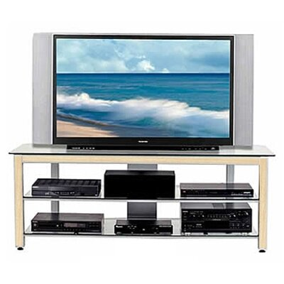 Cheap Wood Technology MG Silver 63″ TV Stand with Unfinished Trim Kit (WT0313)