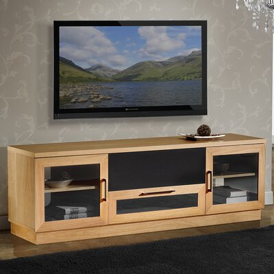 Contemporary TV Stand Finish: Natural Cherry