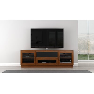 Contemporary 70 TV Stand Color: Light Cherry