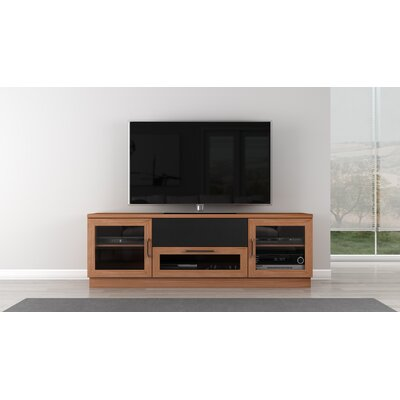 Contemporary 70 TV Stand Color: Natural Cherry