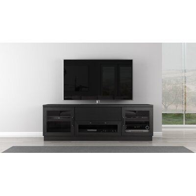 Contemporary 70 TV Stand Color: Ebony