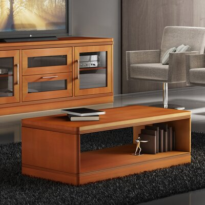 Buy low price furnitech transitional coffee table finish for Light cherry coffee table
